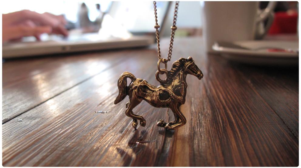 gold-horse
