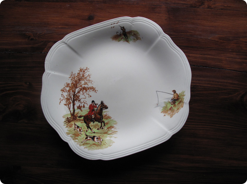 horse-plate