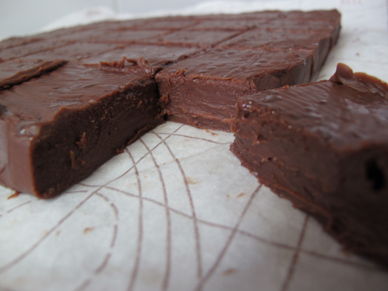 nutella-fudge