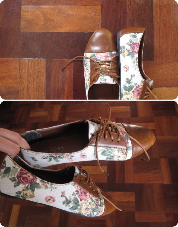 rose-shoes