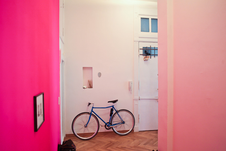 Neon Pink Interior Paint Part - 32: Subscribe U0026 Follow