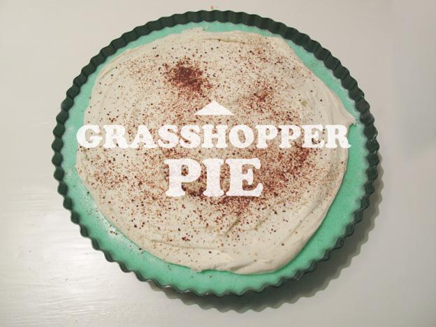 grasshopper-pie