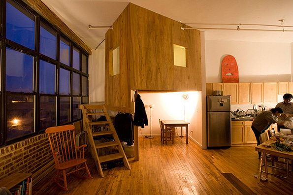 Cabin-in-a-Loft-in-Brooklyn-1