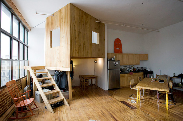 Cabin-in-a-Loft-in-Brooklyn-8