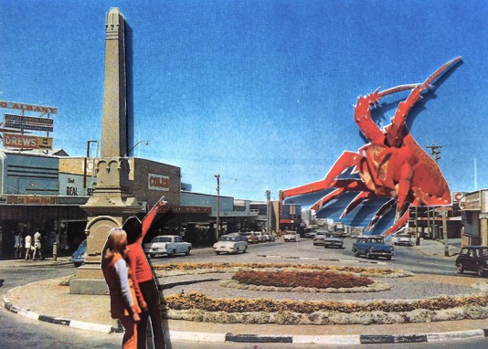 Maz-Dixon-Monument-Lobster