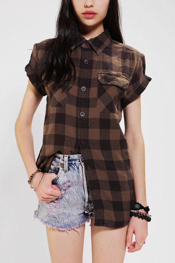 checkered-shirt