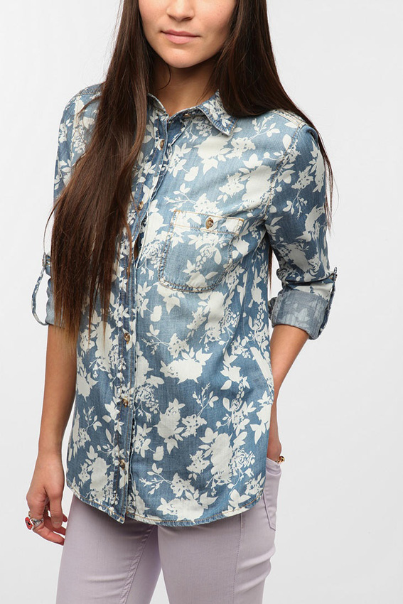 denim-floral-shirt