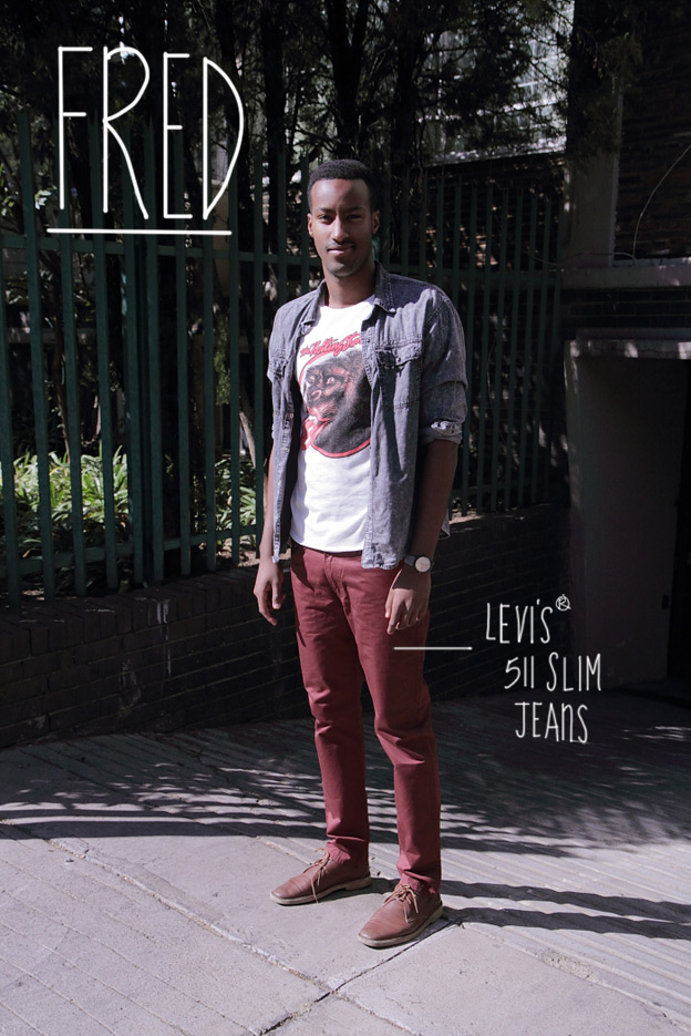 LEVIS-FRED