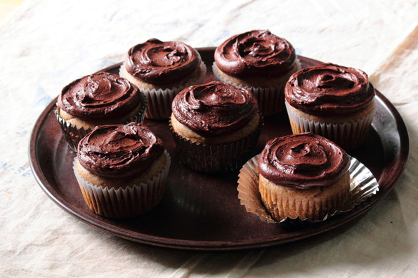 Almond-Butter-Cupcakes-With-Mocha-Buttercream-2