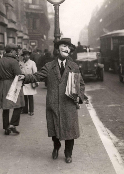 newspaper-seller