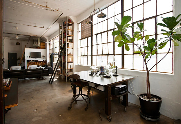 Cool spaces apartments and townhouses lucky ponylucky pony - Looking for 1 bedroom apartment in brooklyn ...