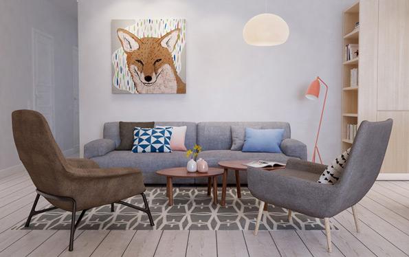 cool apartment-8