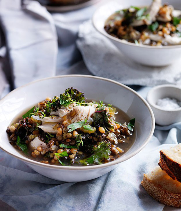 chicken,-lentil-and-kale-soup