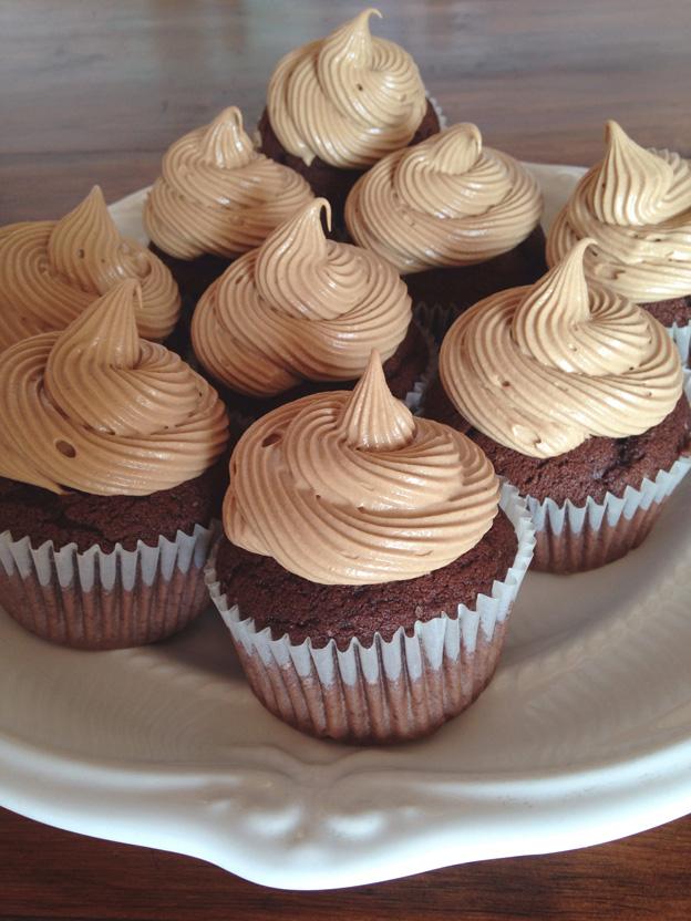 chocolate cupcake-13