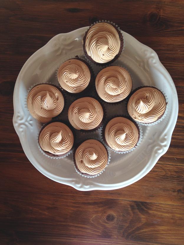 chocolate cupcake-4