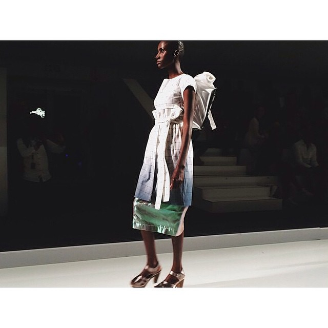 Regram from @afashionfriendrsa #RisingStarAfrica2014 #mbfwafrica