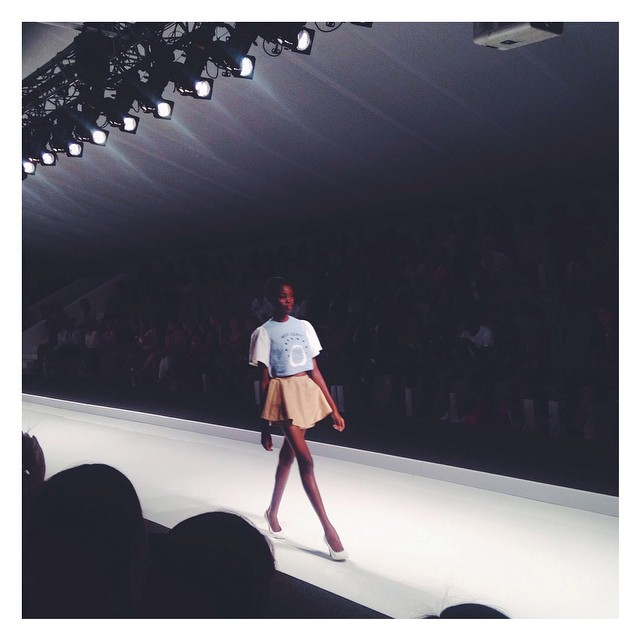 @mrpfashion #RisingStarAfrica2014 #mbfwafrica