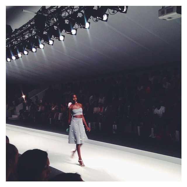 Wow. Live this @mrpfashion #RisingStarAfrica2014 #mbfwafrica #MrpPromNight