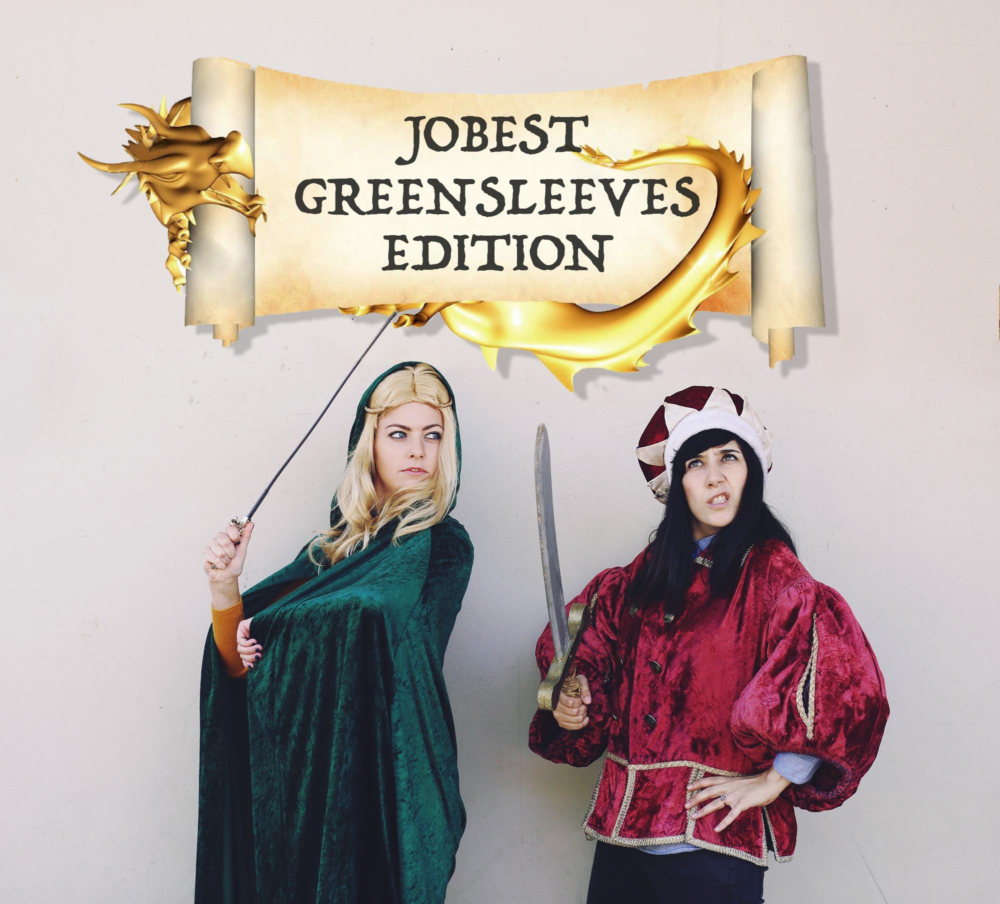 Jobest Greensleeves Edition