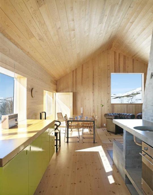 Wood interiors-13