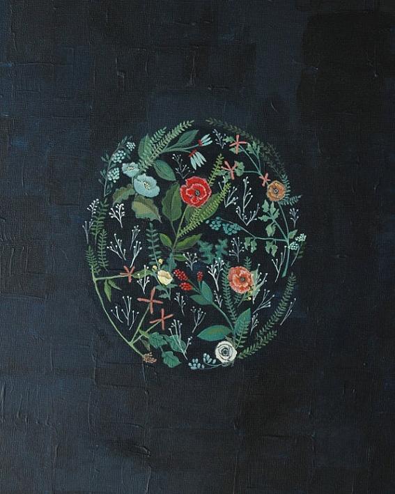 flora-print