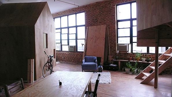 Cabin-in-a-Loft-in-Brooklyn-14