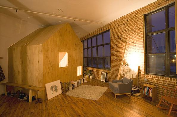 Cabin-in-a-Loft-in-Brooklyn-5