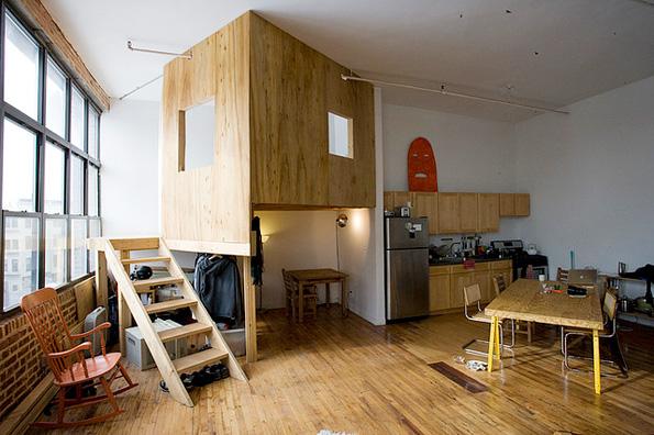 Cabin-in-a-Loft-in-Brooklyn-8