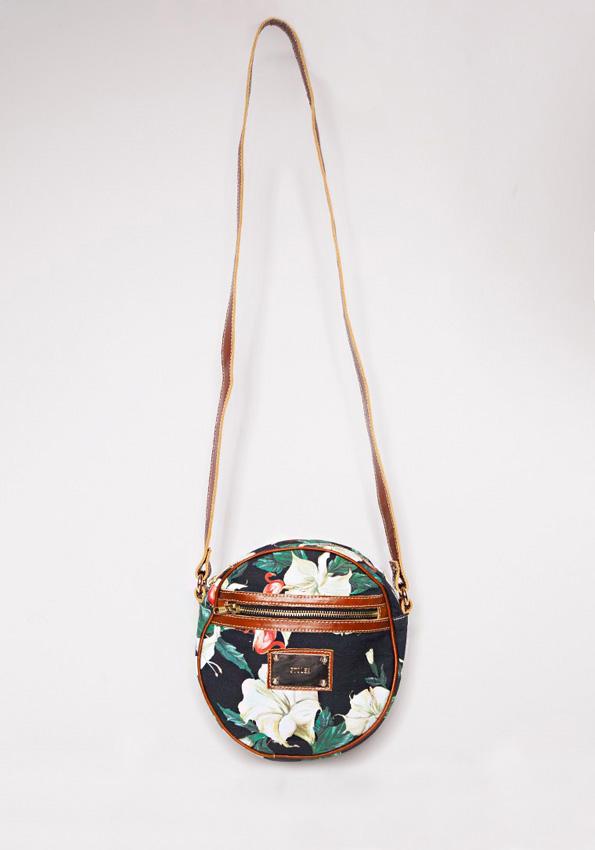 Circle-floral-bag