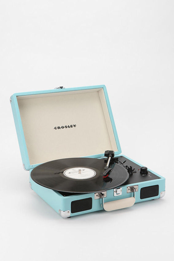 record-player
