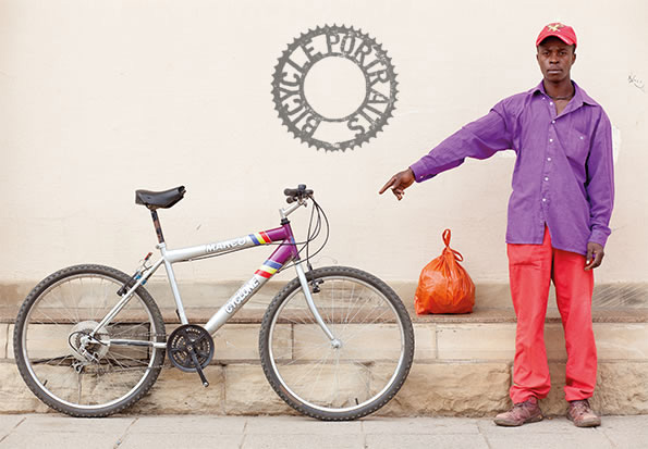 Bicycle Portraits by Stan Engelbrecht and Nic Grobler