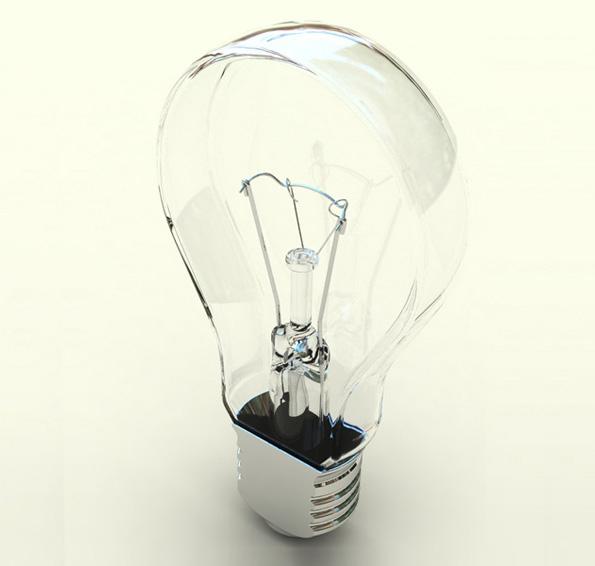 flat-lightbulb