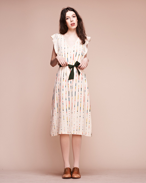Byrdcliffe-Midi-Dress