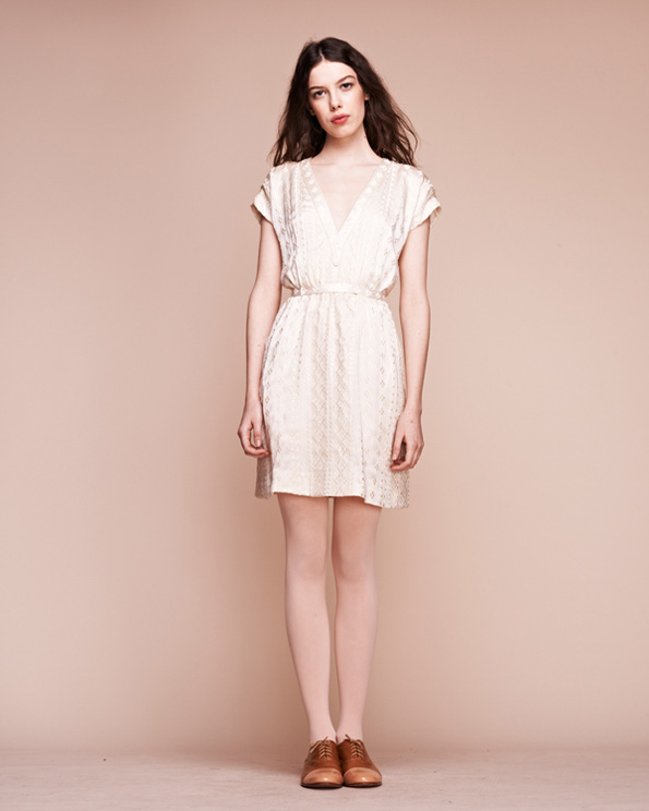 Kingston-V-Neck-Dress
