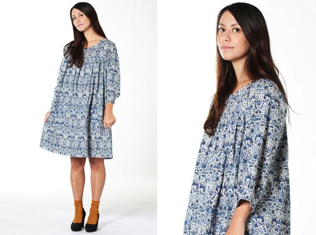 Nocturne-dress