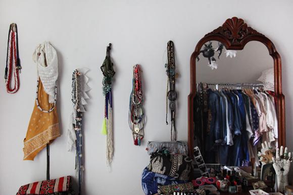 Bohemian-dressing-room