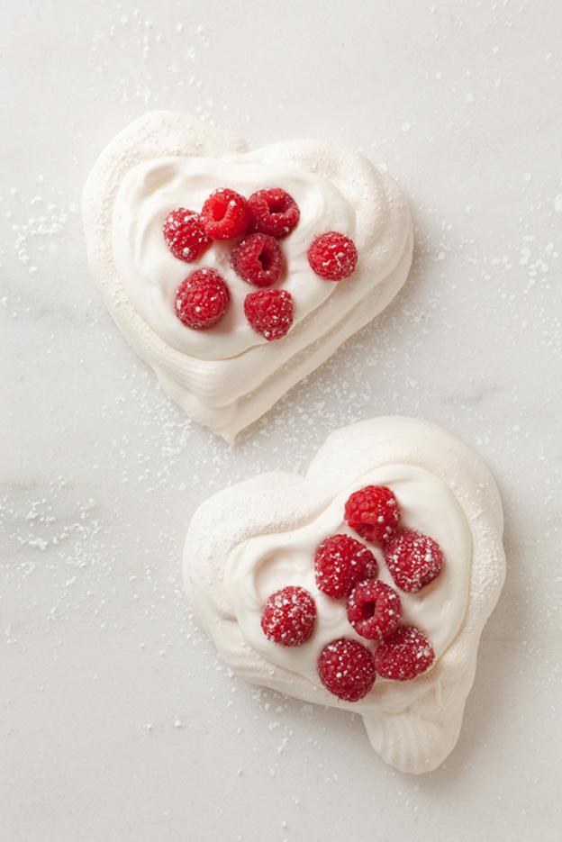 Pavlova-Hearts