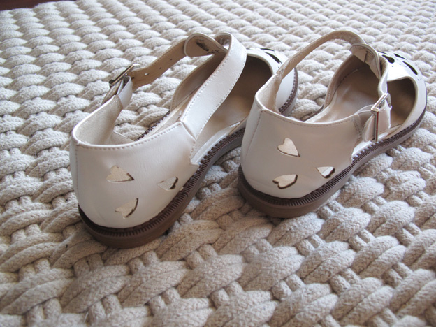 white-shoes