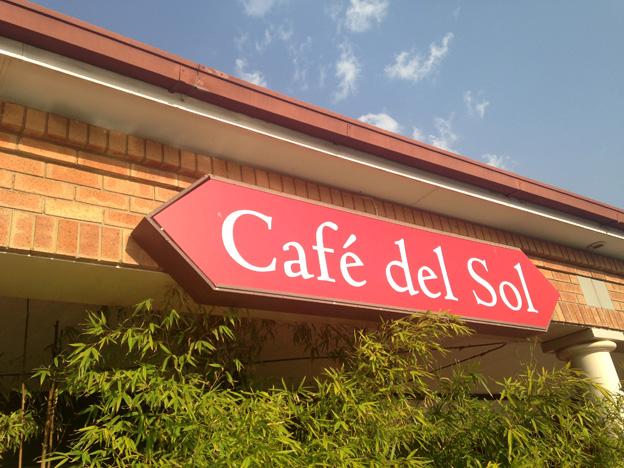 Cafe Del Sol Olivedale Lucky Ponylucky Pony