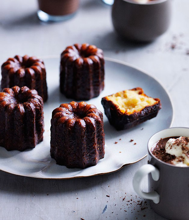 caneles-with-spiced-hot-chocolate