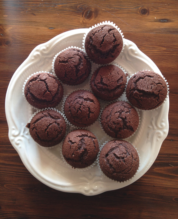 chocolate cupcake-5