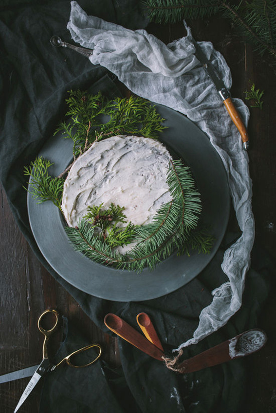 Chocolate-Peppermint-Cake
