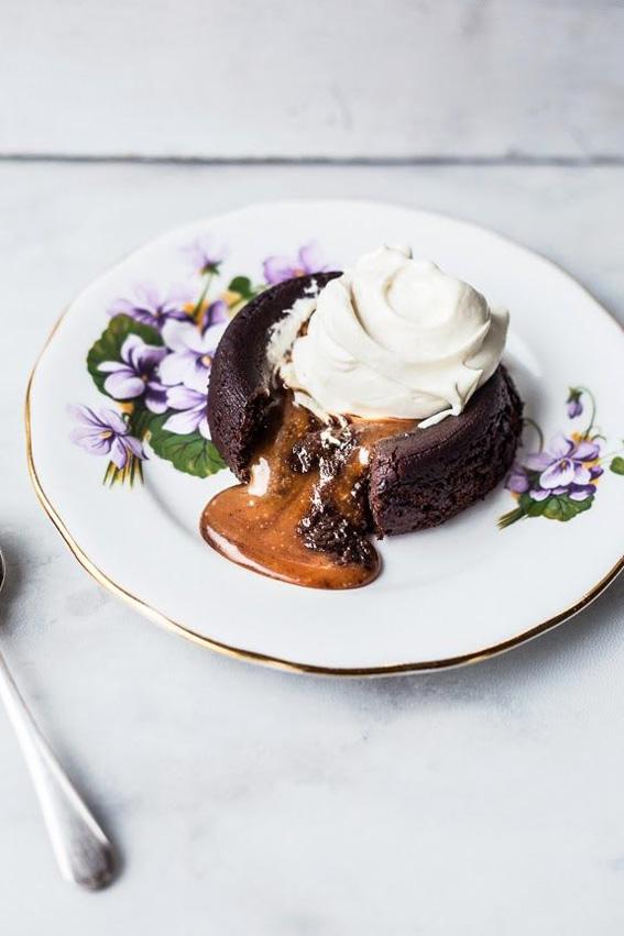 Molten-Chocolate-Cakes