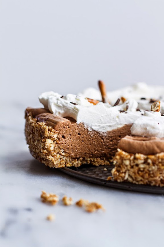 No-Bake-French-Silk-Pie