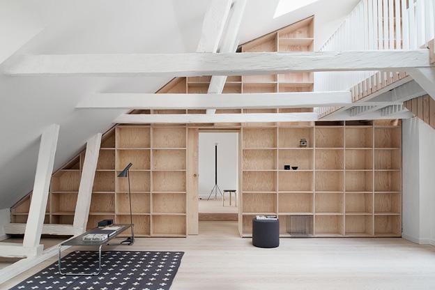 Stockholm-loft