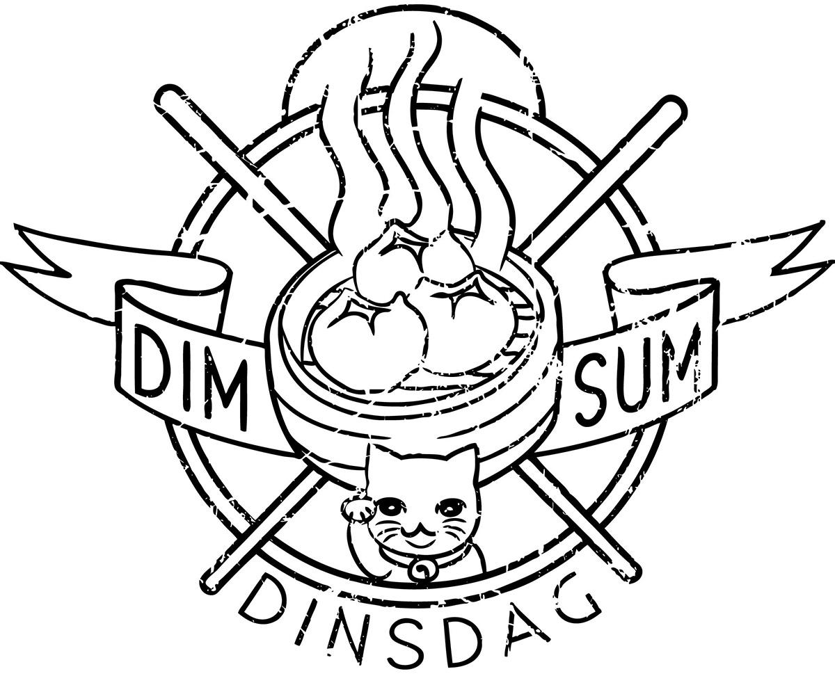 dim sum dinsdag logo