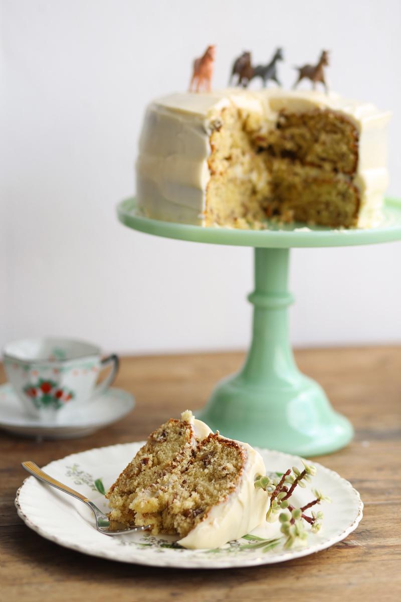 butter pecan nut cake-6