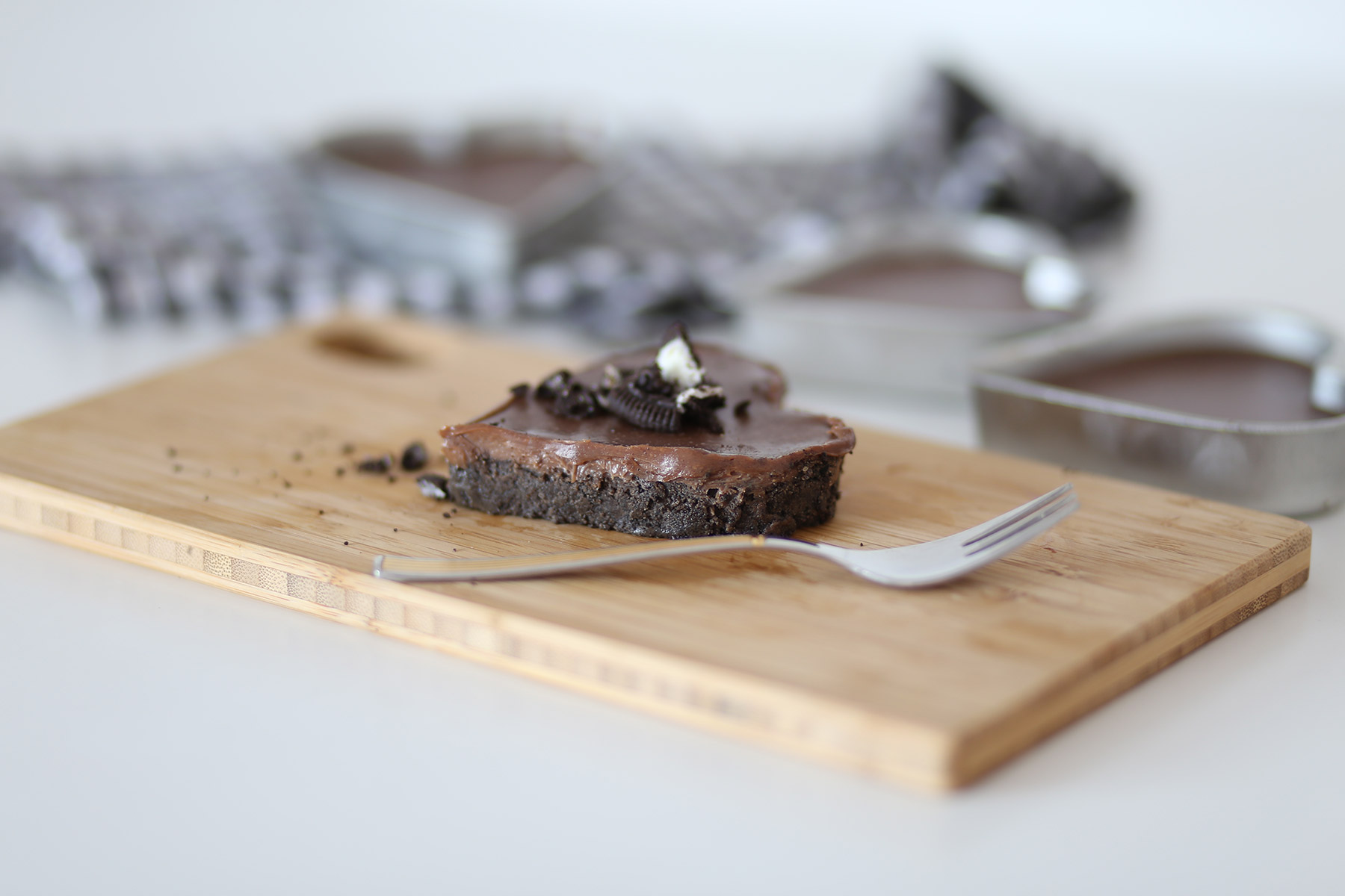 Oreo and Chocolate Peanut Butter Tart-15