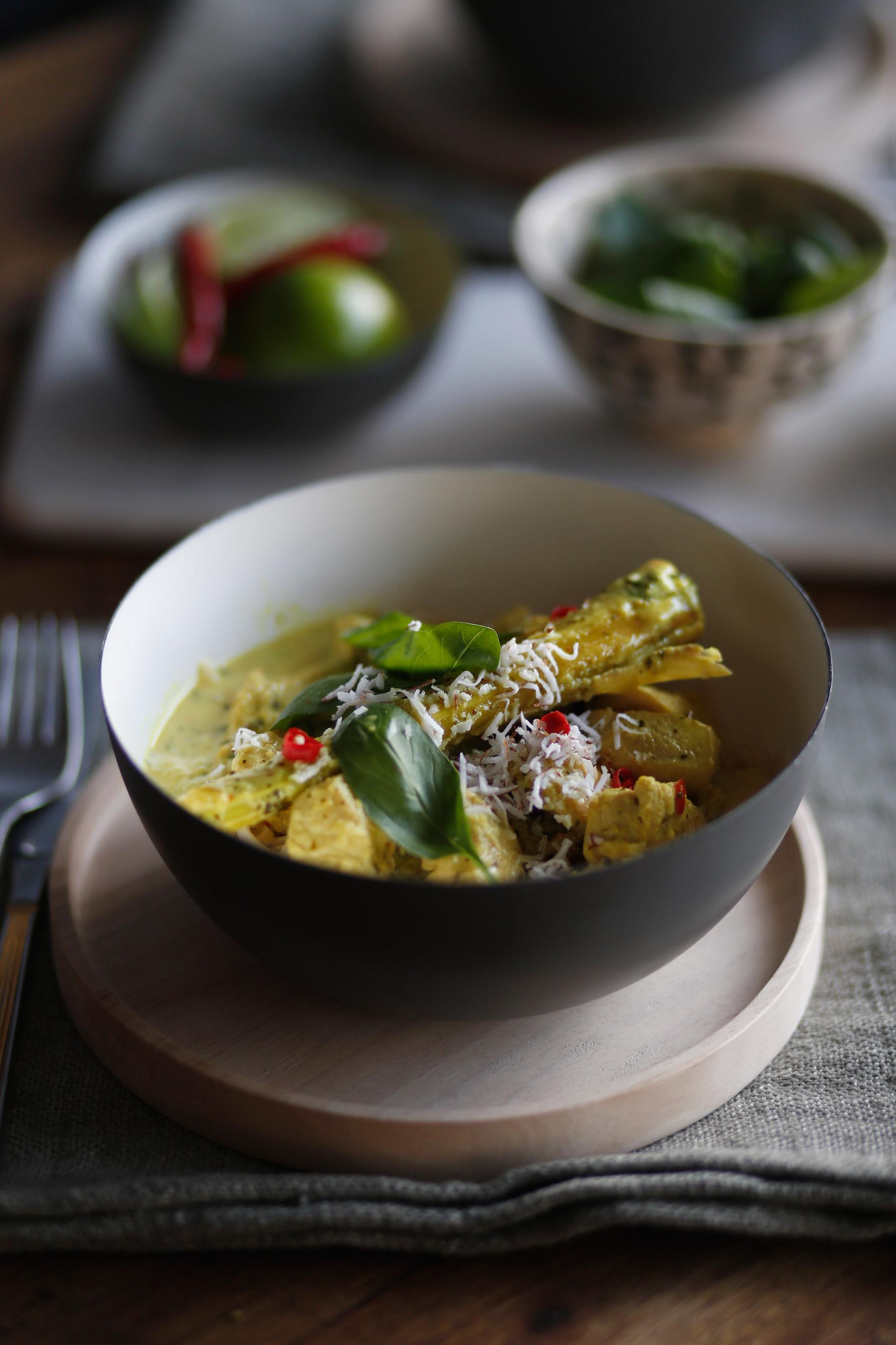 Thai-Green-Coconut-Chicken-Curry