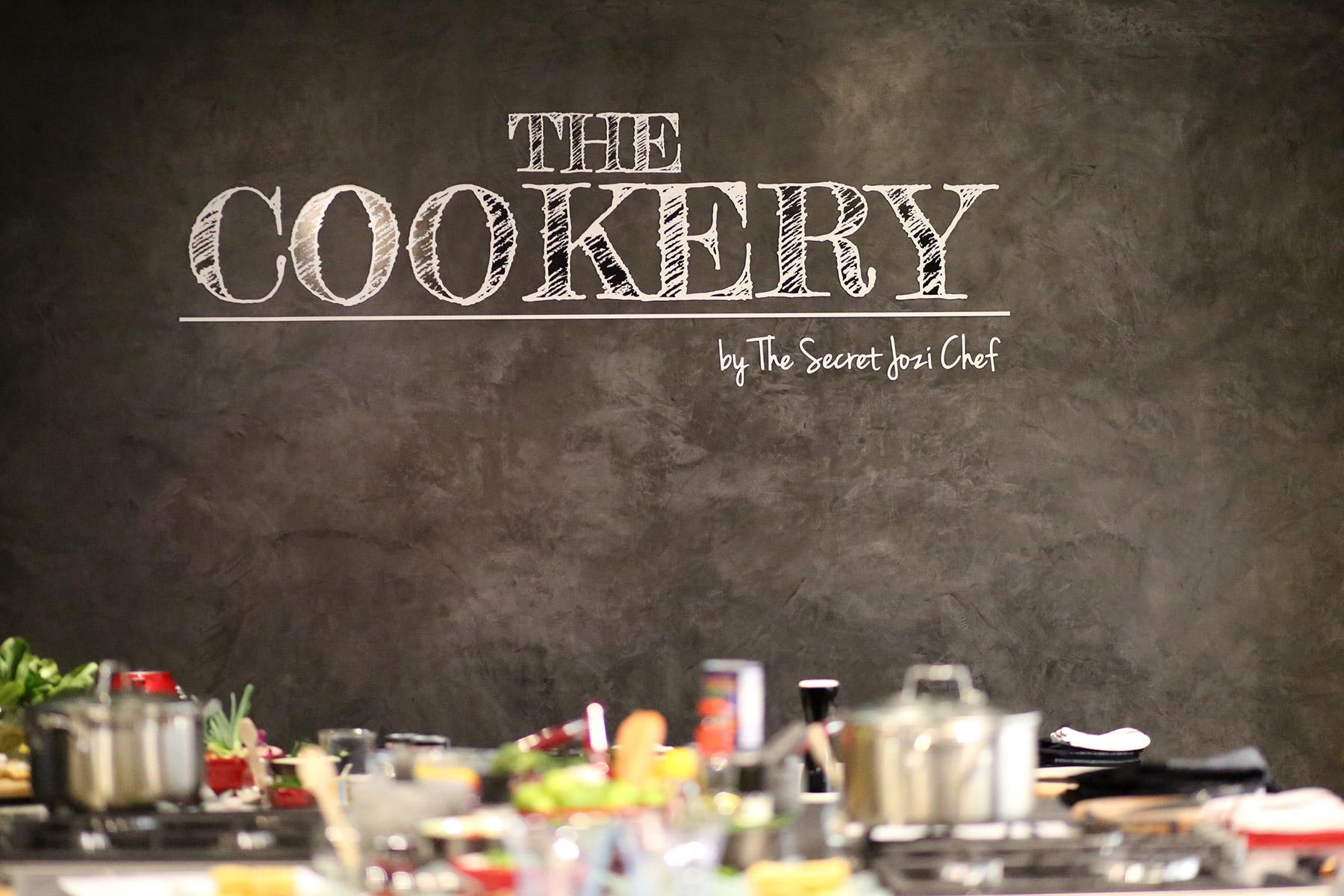 The Cookery By The Secret Jozi Chef Lucky Ponylucky Pony